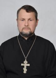 иерей Роман Борисович Тамбиев