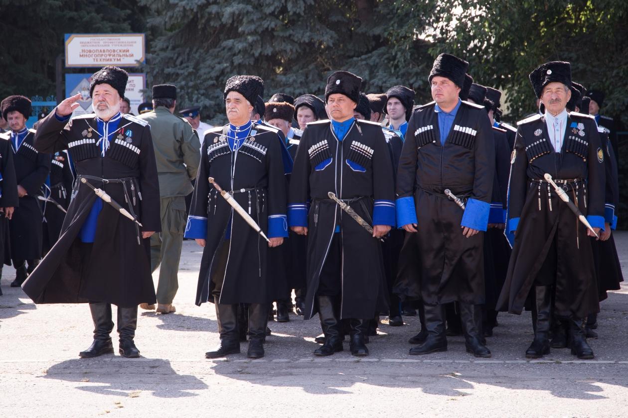 картинки терских казачьих войск благодарностью храбрость