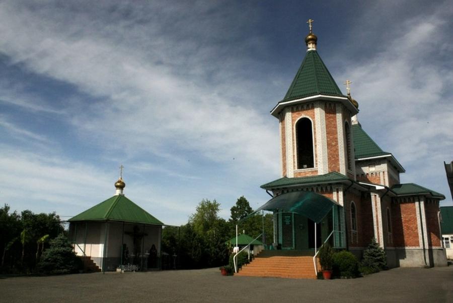 Станица Александровская